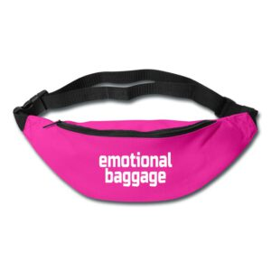 emotionalbaggagepinkpouch